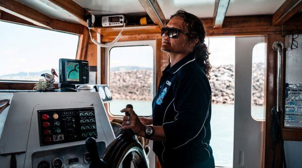 Let your Captain take you to some secret locations, or even take the Helm yourself!