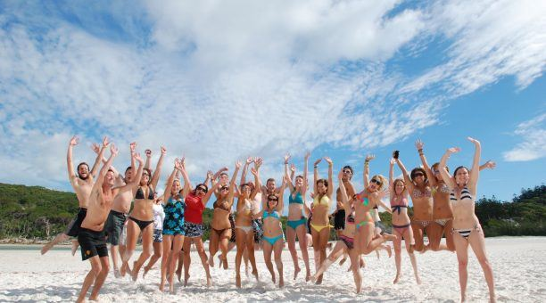 Make new friends, and have the time of your life on this Whitsundays 2 Day Sailing Adventure!