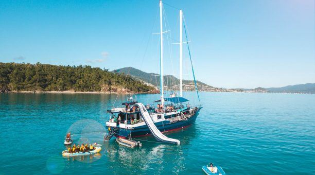 Waterslides, Banana Boat Rides, Snorkelling, Diving - there are many activities